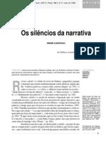Irene Cardoso - Os Silêncios Da Narrativa