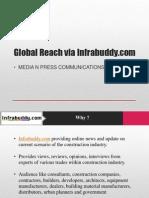 Infrabuddy.com Media Kit