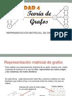 Representacion Matricial de Grafos (1)