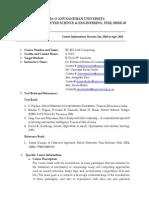 Lesson Plan-Soft Computing- 8th Sem B. Tech -Dr. Debahuti Mishra_0
