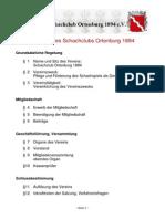 satzung schachclub ortenburg