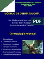 3. Dermatología Neonatal