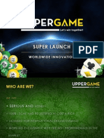 UpperGame Presentation for Conferences in English