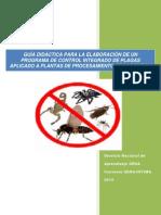 Control de Plagas y Roedores Revisada
