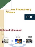 Cadenas y Cluster