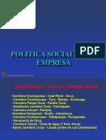 1.-Alcance Socio Economico de La Empresa