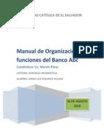 36352346 Ejemplo de Manual de Organizacion y Funciones