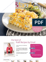 FoodAndFamily Cookbook
