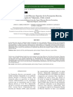 Condrictios Fosiles Plioceno Superior Carrillo-Briceno Et Al 2013