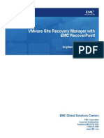 h5582 Vmware Site Recovery Manager With Recoverpoint Implguide