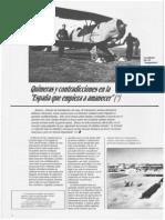 Aviacion Militar Española SGM Revista Defensa Extra 15 Dec90