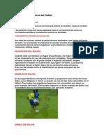 Fundamentos Técnicos Del Futbol