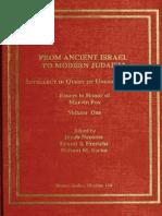 BJS159_Neusner, Frerichs & Sarna_From Ancient Israel to Mode