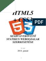 Html5 Css3 Osszefoglalo v10