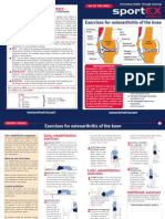 Physio Oa of the Knee