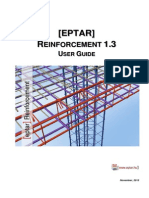 Eptar Reinforcement Userguide 2013