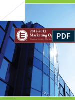 2012-13 marketing