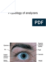4 Physiology of Analyzers