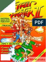 Club Nintendo Edicion Especial Street Fighter 2 Julio 1993