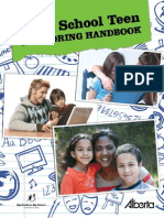 Big Brothers Big SIsters Mentor Handbook