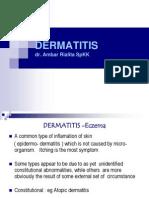 (4) Dr. Ambar - Dermatitis