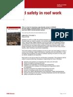 Hsg33 Roof Work