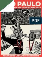 Sao Paulo Campeão da Copa Sul-Americana 2012