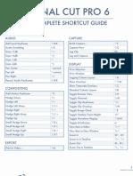 Final Cut Studio 2 Complete Shortcut Guide