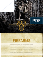 2013 Browning Firearms