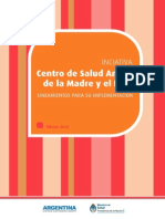 Centro de Salud Amigo de La Madre y El Niño
