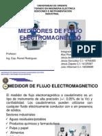 Presentacion Medidor de Flujo Electromagnetico - Copy