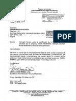 Modificación de La Licencia Ambiental Omega Energy 2013