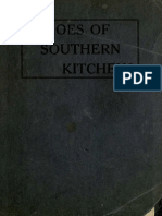 Echoes of Southern Kitchens