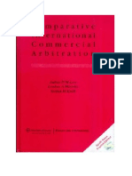 Comparative International Commercial Arbitration