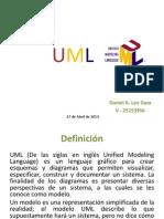 UML; Lenguaje de Modelado Universal