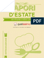 Sapori d'Estate 2013