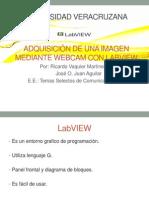 Captura de Imagen Con Labview Imaq y Vision
