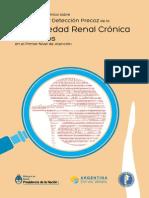 Guia Prevencion Deteccion Precoz Enfermedad Renal Cronica Adultos
