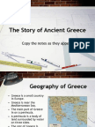 Greece, A Nation or The Whole Human History?
