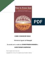 Swami Prabhavananda e Christopher Isherwood - Como Conhecer Deus