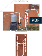 Ormus Water Collection Home Plumbing Instructions
