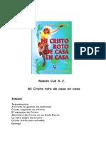 Mi Cristo Roto de Casa en Casa - Ramón Cué S.J.