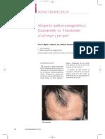 Alopecia Androcronogenética