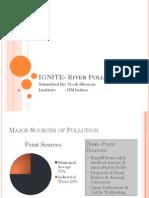 River Pollution VivekSheoran IIM Indore