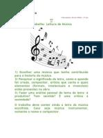 Leitura de Música