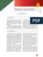 Sitios Prioritarios y Su Proteccion Oficial