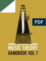 Music Theory Handbook