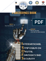 ISDFS2013 Proceding Book