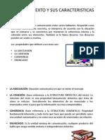 Tema2 El Texto y Sus Caracteristicas