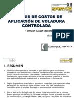 Analisis de Costos de Aplicacion de Voladura Controlada1.Chsmsac
